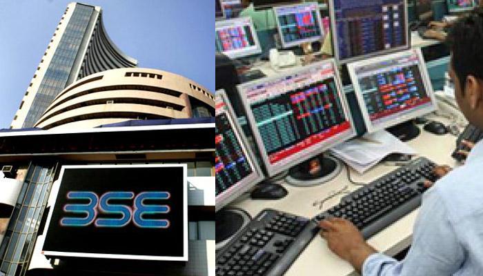 मजबूती के साथ खुला शेयर बाजार, सेंसेक्स में 383 अंकों का उछाल