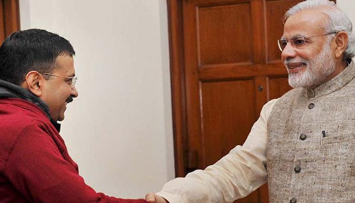 पीएम से मिले सीएम केजरीवाल, कहा- 'अगर आप हमें साथ दें तो दो साल में दिल्ली को चमका देंगे'