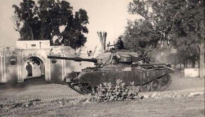 1965 युद्ध: भारत जबर्दस्त पलटवार करेगा पाक को नहीं थी उम्मीद