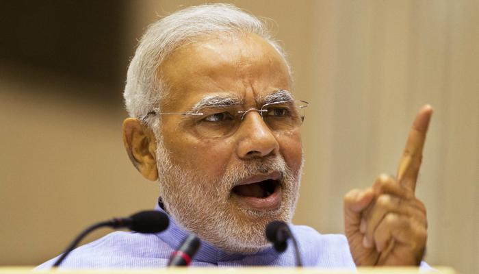 पीएम मोदी का कांग्रेस पर फिर हमला, बोले- विकास रोकने वाले को जनता माफ नहीं करेगी