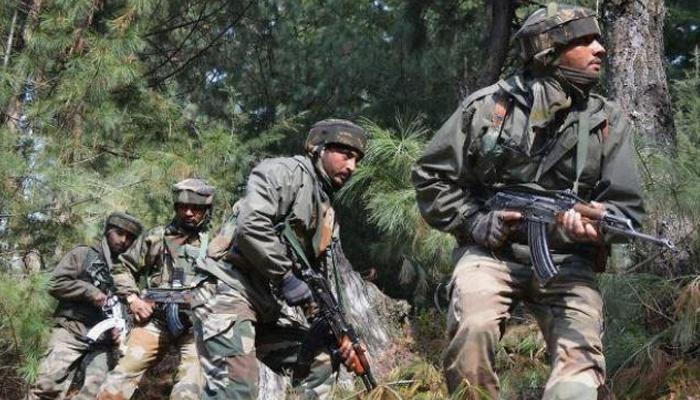 पाक सैनिकों ने पुंछ में फिर भारतीय चौकियों को बनाया निशाना