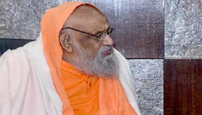 प्रधानमंत्री नरेंद्र मोदी के गुरु स्वामी दयानंद को भू-समाधि