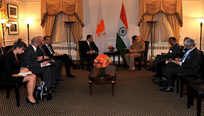 अमेरिका में मोदी ने कई देशों के प्रमुखों से द्विपक्षीय बैठक की