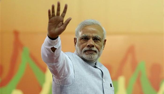 PM मोदी ने झारखंड में शुरू की 'मुद्रा योजना' और मुफ्त एलपीजी कनेक्शन