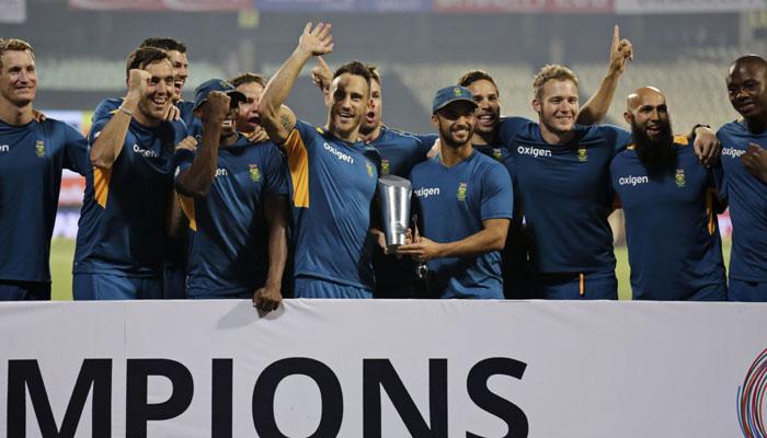 बारिश की भेंट चढ़ा तीसरा टी20, दक्षिण अफ्रीका ने जीती श्रृंखला
