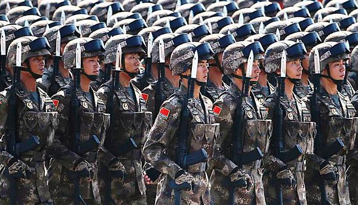 चीन में पीएलए ने सैनिकों के विदेशी गैर सरकारी संगठनों से जुड़ने पर लगाई रोक