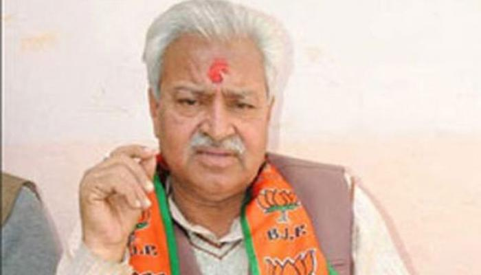 सूखे से निपटने में ढील बरत रही UP सरकार : लक्ष्मीकांत वाजपेयी