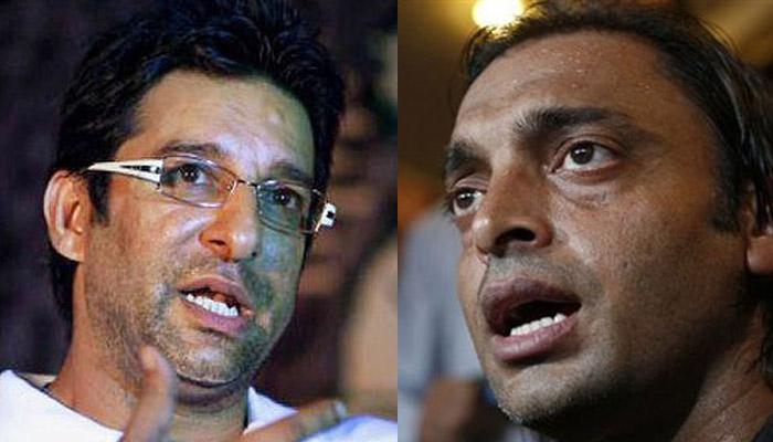 शिवसेना के हंगामे के बाद वसीम अकरम और शोएब अखतर भी लौटेंगे पाकिस्तान