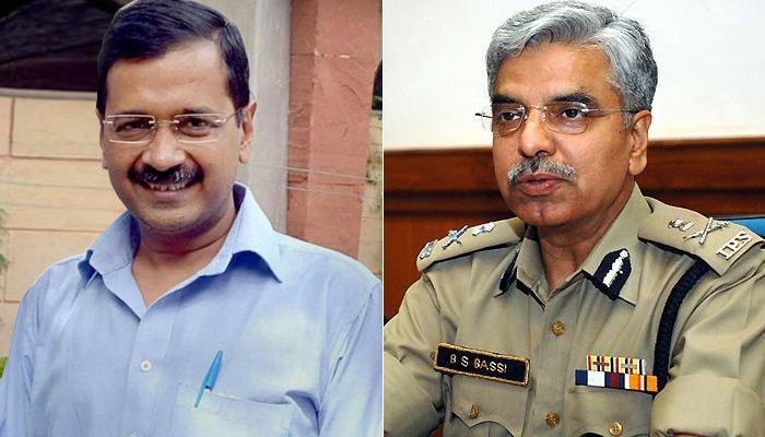 केजरीवाल पर बरसे बस्सी, कहा- सर्वे दिल्ली पुलिस के लिए 'प्रशंसनीय'
