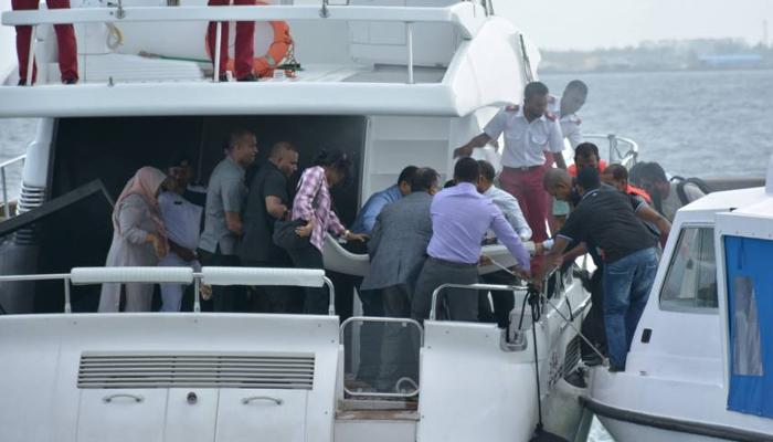 मालदीव में राष्ट्रपति की हत्या की साजिश को लेकर उपराष्ट्रपति गिरफ्तार