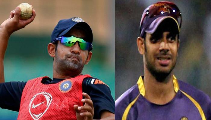 रणजी कप : गंभीर पर मैच फीस का 70, तिवारी पर 40 प्रतिशत जुर्माना