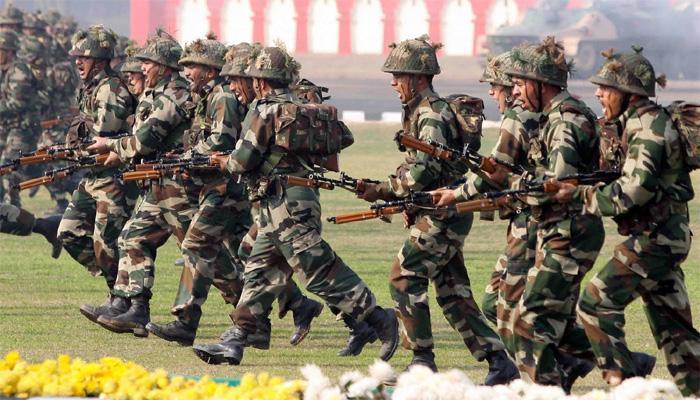 भारतीय सेना ने 68वां पैदल सेना दिवस मनाया