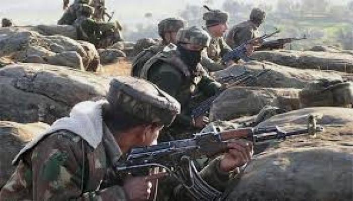 पाकिस्तान की गोलीबारी में सेना के 2 जवान शहीद