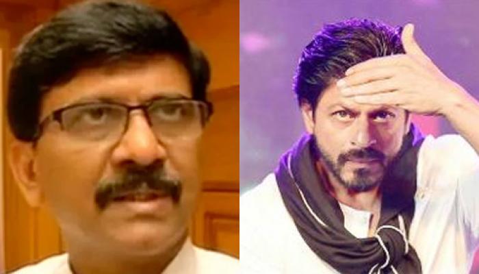 भाजपा की सहयोगी शिवसेना ने शाहरूख खान का किया बचाव
