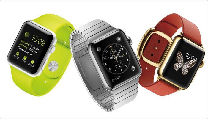 भारत में एपल की घड़ी लांच, कीमत 31,000 से 9.9 लाख के बीच