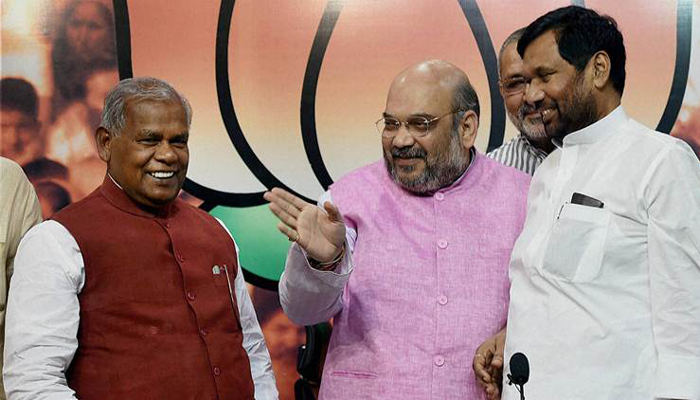 बिहार चुनाव: 'अहंकार' और बड़बोलेपन ने डुबोई NDA की नैया