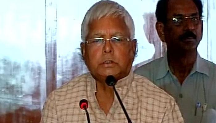 बिहार के नतीजे PM मोदी के खिलाफ जनता के आक्रोश को दर्शाते हैं : लालू यादव