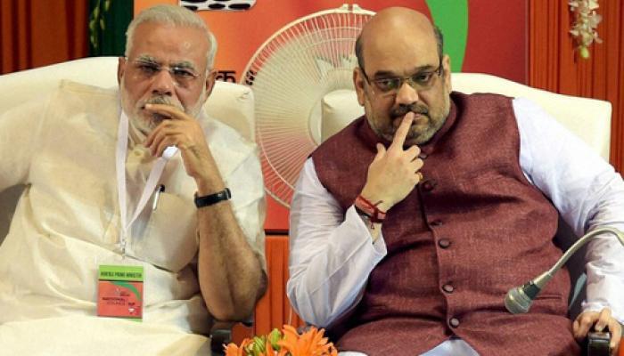 बिहार चुनाव में हार के बाद मोदी और शाह निशाने पर