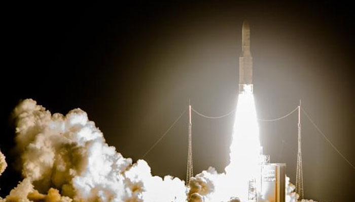 भारत का नवीनतम संचार उपग्रह जीसैट-15 सफलतापूर्वक प्रक्षेपित