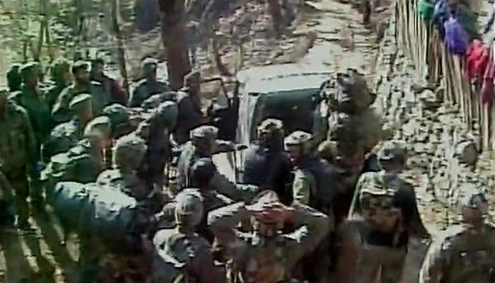 आतंकवादियों के साथ मुठभेड़ में सेना के कर्नल शहीद, एक पुलिसकर्मी जख्मी