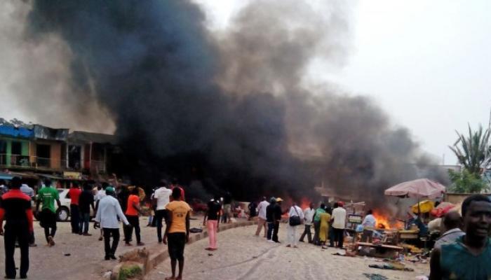 पेरिस के बाद नाइजीरिया के योला में विस्फोट, 30 से ज्यादा लोगों की मौत