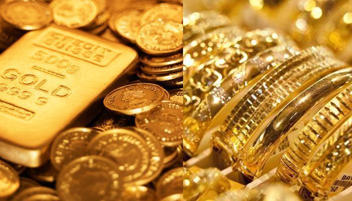सोना-चांदी में फिर गिरावट, जानिये क्या है कारण