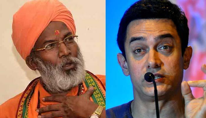 आमिर खान के बयान पर भड़के बीजेपी नेता, साक्षी बोले- क्या तालिबान में रहना चाहती हैं उनकी पत्नी