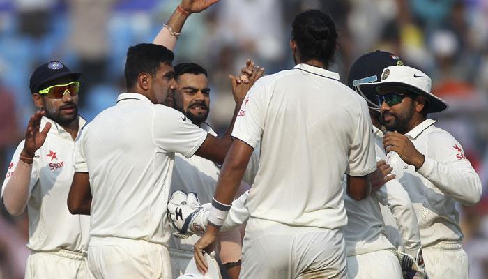 नागपुर टेस्ट के दौरान पिच के मिजाज पर आईसीसी ने मांगा जवाब