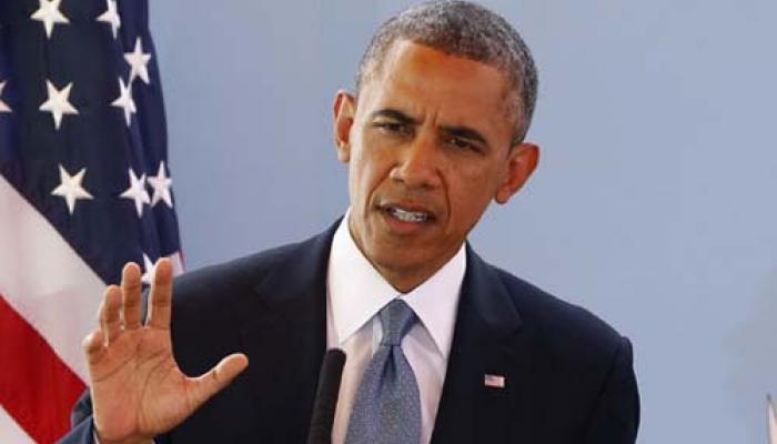 बराक ओबामा ने लिया आईएसआईएस को हराने का संकल्प