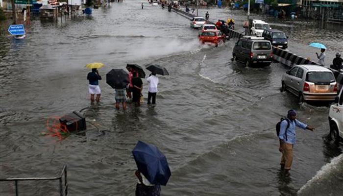 1 और 2 दिसंबर को चेन्नई में हुई 100 साल में सबसे ज्यादा बारिश