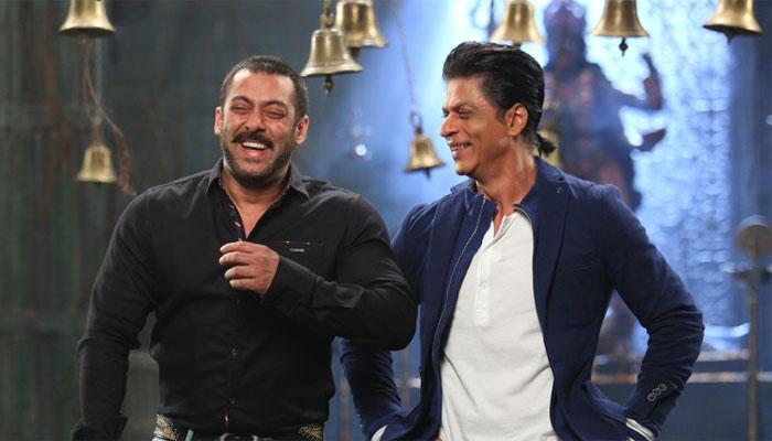 देखें, 'बिग बॉस' के प्रोमो में सलमान खान और शाहरूख खान