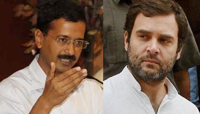 शकूरबस्ती झुग्गी मामला: राहुल ने AAP के विरोध पर उठाए सवाल तो केजरीवाल ने उन्हें कहा 'बच्चा'