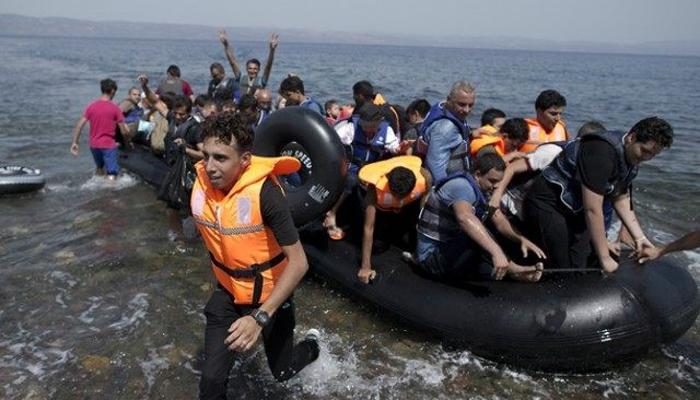 यूरोप में शरणार्थी संकट, लाखों लोग हुए विस्थापित