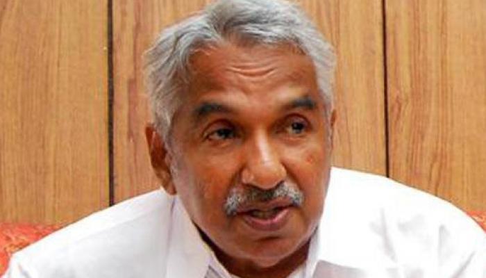 मुख्यमंत्री ओमन चांडी ने नीति आयोग के कामकाज पर साधा निशाना