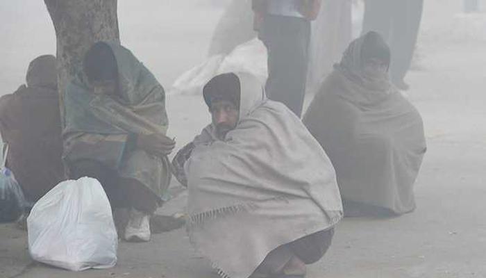 पंजाब, हरियाणा में ठंड का कहर, न्यूनतम तापमान पहुंचा 1.8°C तक