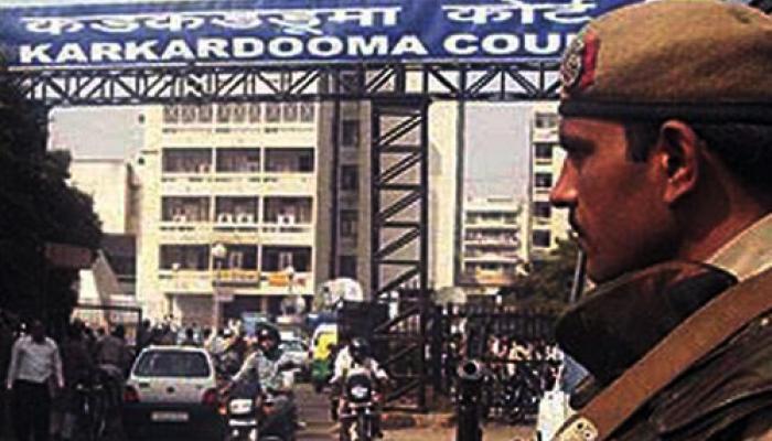 दिल्ली: कड़कड़डूमा कोर्ट परिसर में गोलीबारी; एक कांस्टेबल की मौत, दो घायल