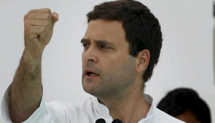 जनता के तो नहीं लेकिन मोदी जी के अच्छे दिन जरूर आ गये हैं : राहुल गांधी