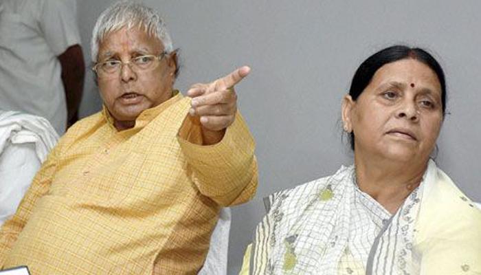 राबड़ी और मीसा को राज्यसभा में भेजने की तैयारी में लालू यादव, दिल्ली में बंगले पर भी नजर