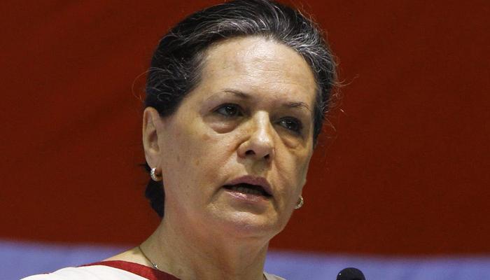 देश में आंतरिक सुरक्षा की स्थिति गंभीर : सोनिया गांधी