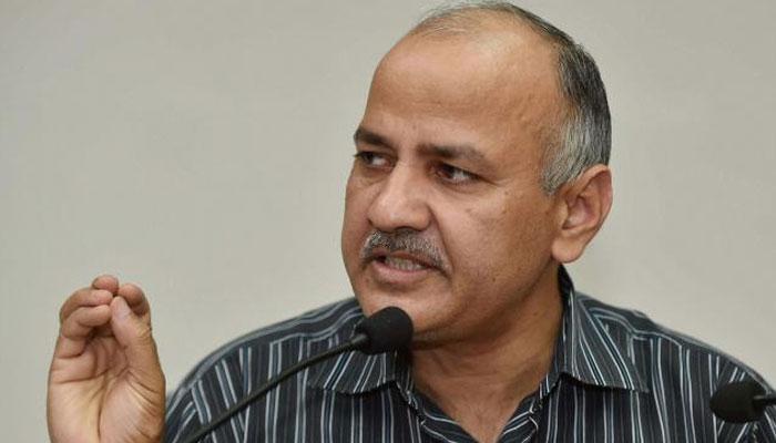 दिल्ली पुलिस को चलाने में सक्षम नहीं है केंद्र: मनीष सिसोदिया