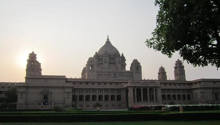 जोधपुर का 'उम्मेद भवन पैलेस' दुनिया का सबसे अच्छा होटल: सर्वे