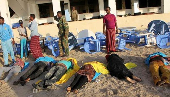 सोमालिया में रेस्त्रां पर आतंकवादी हमला, 20 लोगों की मौत