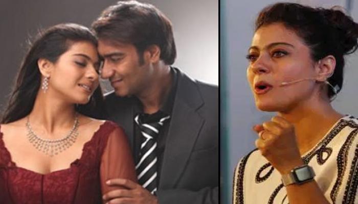 काजोल ने अजय देवगन से इसलिए की थी शादी...