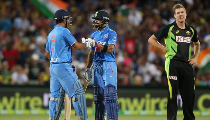मेलबर्न टी-20 : ऑस्ट्रेलिया को 27 रनों से हराकर भारत ने सीरीज पर किया कब्जा