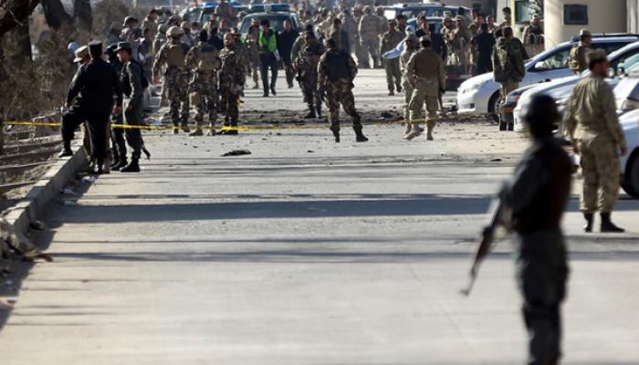 काबुल में आत्मघाती हमला, 10 लोगों की मौत