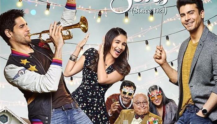 करण जौहर की फिल्म 'कपूर एंड संस' का पहला पोस्टर जारी हुआ