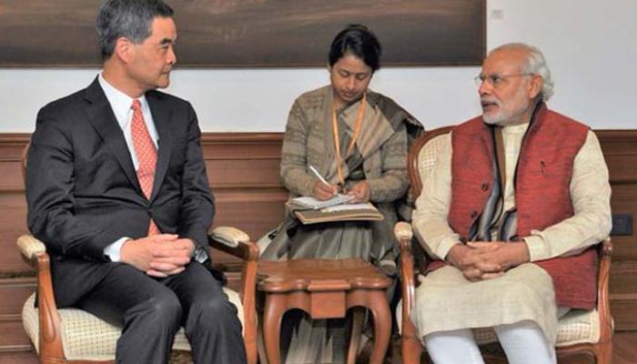 PM मोदी से मिले हांगकांग के CEO, आर्थिक सहयोग को मजबूत करने का निर्णय