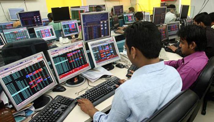 शेयर बाजारों में गिरावट थमी, सेंसेक्स 115 अंक सुधरा