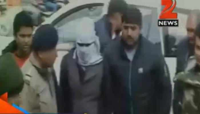 आईएसआईएस से संबंध रखने के संदिग्ध आतंकी को 10 दिन की पुलिस हिरासत