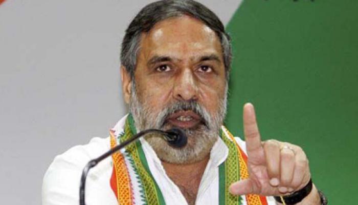 कांग्रेस ने गुजरात की मुख्यमंत्री, पीएम का इस्तीफा मांगा